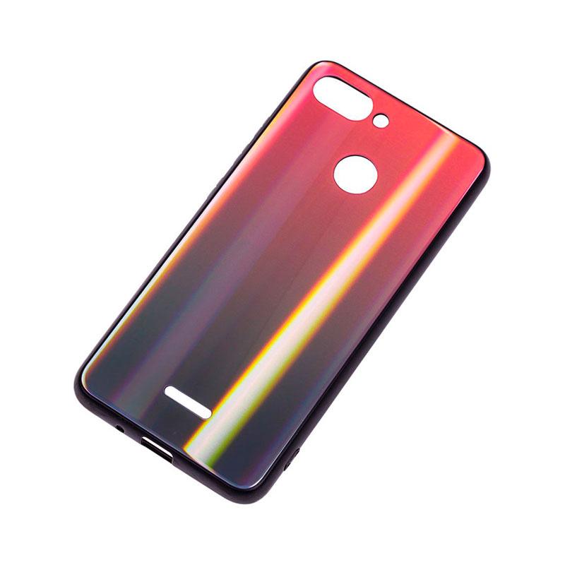 Чехол на Xiaomi Redmi 6 Gradient Glass фото 2