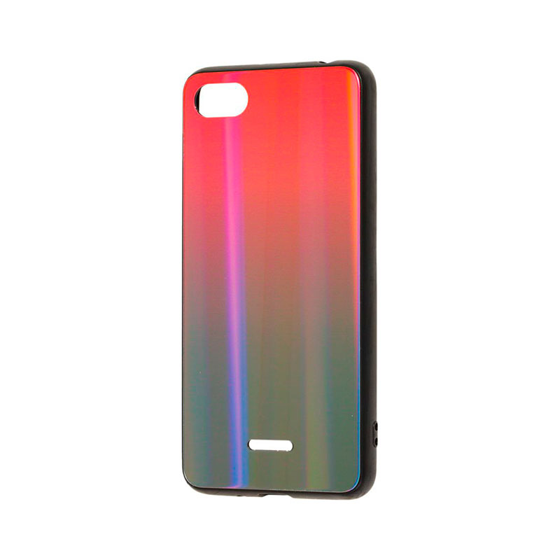 Чехол на Xiaomi Redmi 6A Gradient Glass фото 1