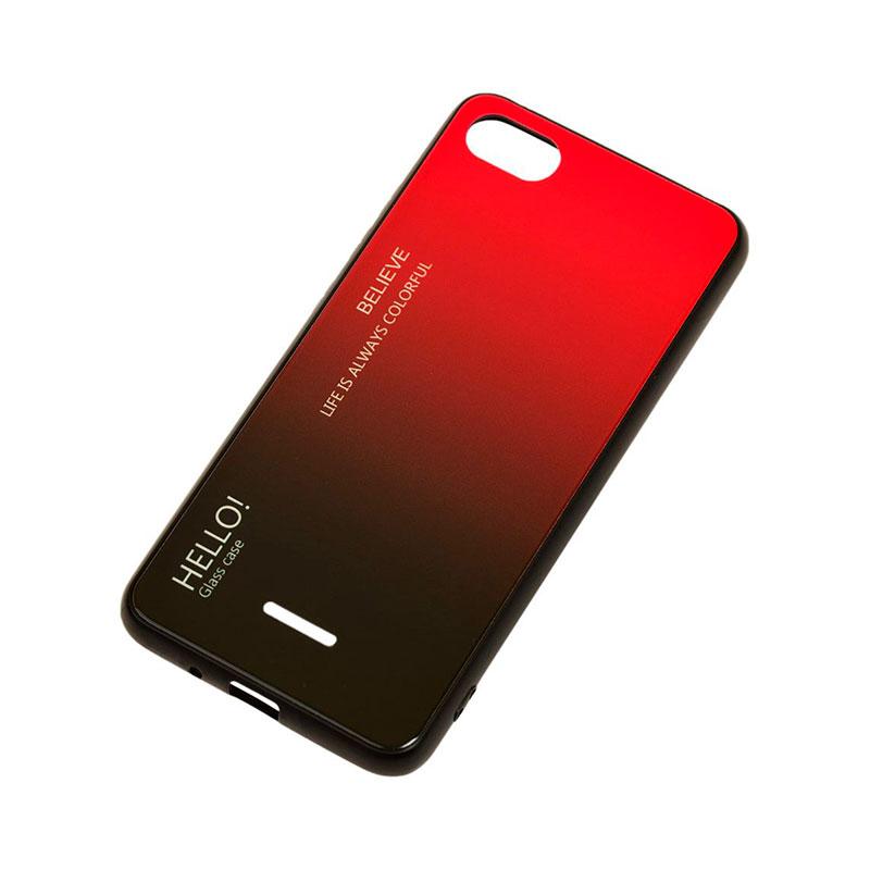 Чехол для Xiaomi Redmi 6A Hello Glass фото 2