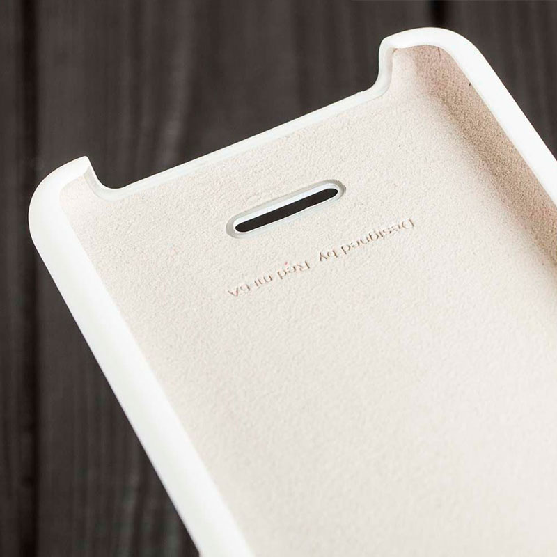 Чехол для Xiaomi Redmi 6A Soft Touch Silicone Cover фото 3