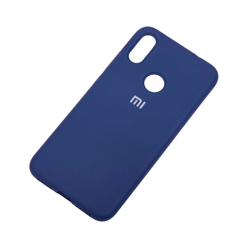 Чехол для Xiaomi Redmi Note 7 Silicone Full фото 1