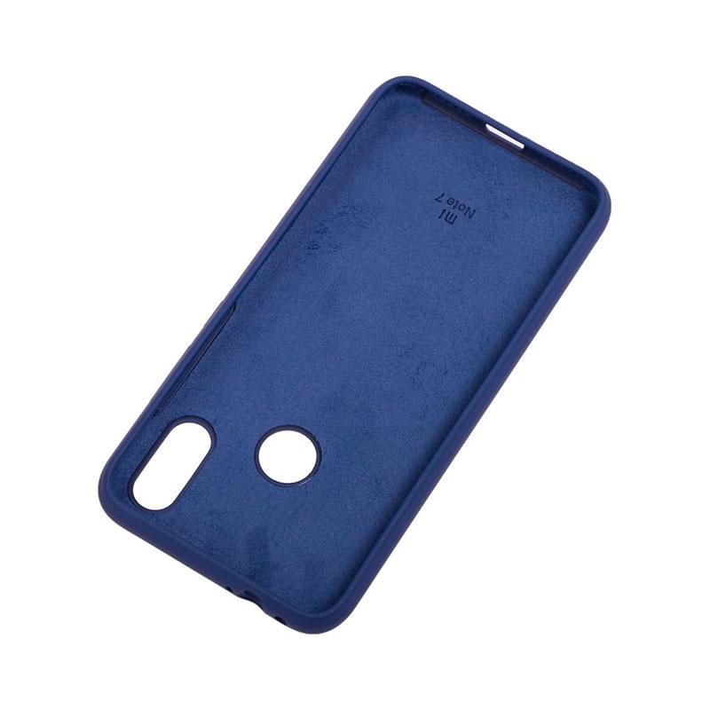 Чехол для Xiaomi Redmi Note 7 Silicone Full фото 3