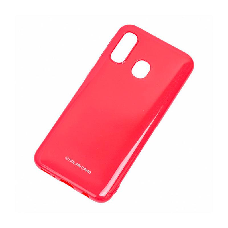 Чехол для Samsung Galaxy A30 (A305) Molan Cano Jelly глянец фото 1