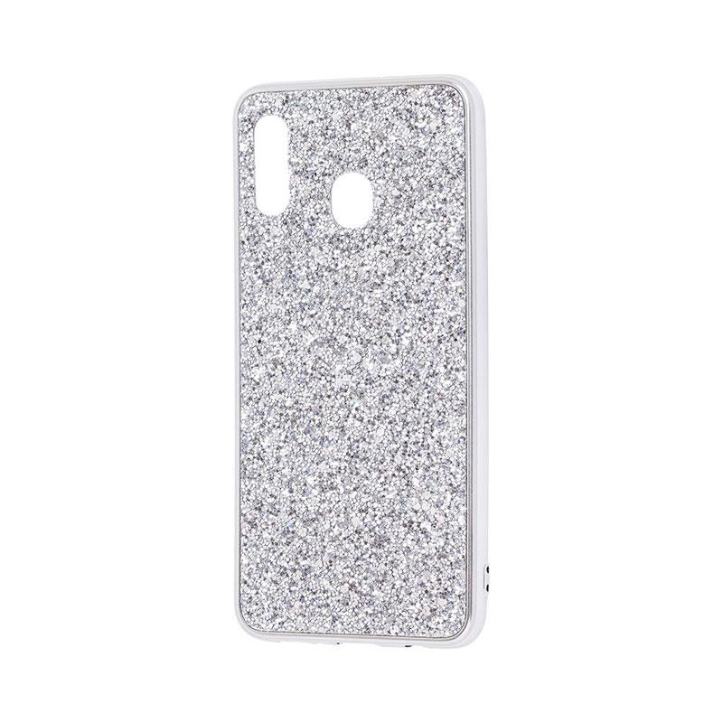 Чехол для Samsung Galaxy A30 (A305) Shining Sparkles с блестками фото 1