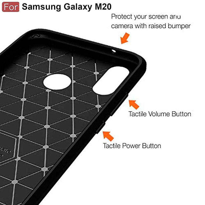Чехол для Samsung Galaxy M20 (M205) iPaky Slim фото 2