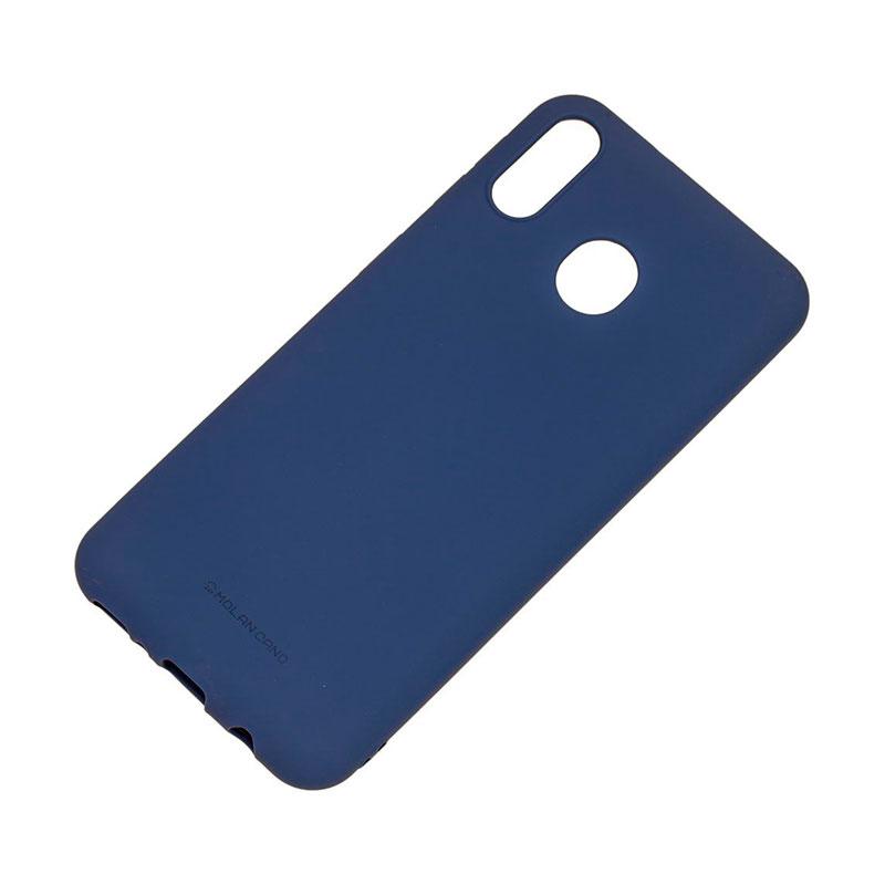 Чехол для Samsung Galaxy M20 (M205) Molan Cano Jelly фото