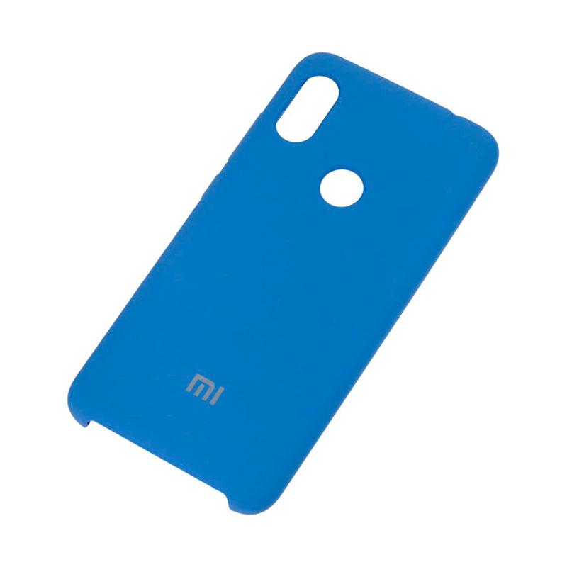 Чехол на Xiaomi Redmi Note 6 Pro Soft Touch Silicone Cover фото 2