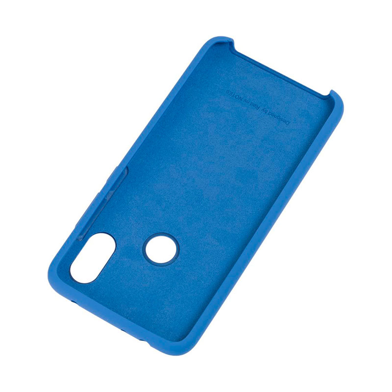 Чехол на Xiaomi Redmi Note 6 Pro Soft Touch Silicone Cover фото 1