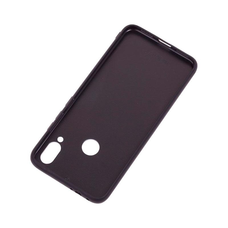 Чехол для Xiaomi Redmi Note 7 Glass New (город) фото 3