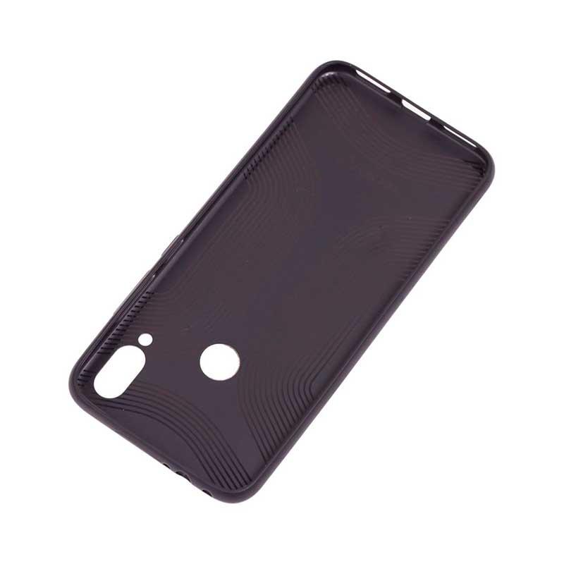 Чехол для Xiaomi Redmi Note 7 Leather с блестками фото 3