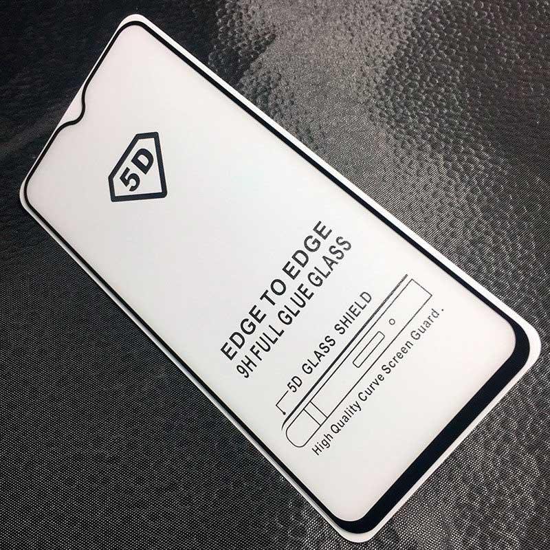 Защитное стекло 5D Samsung Galaxy A30 (A305) Full Glue фото