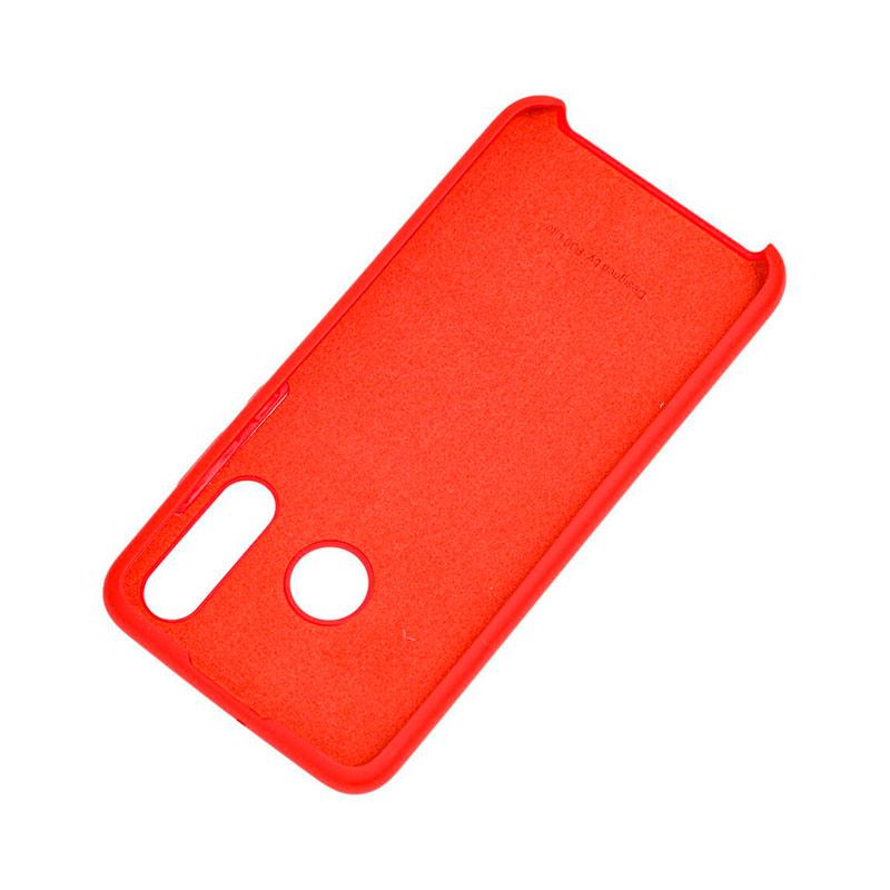 Чехол на Huawei P30 Lite Silicone Cover Soft Touch фото 3