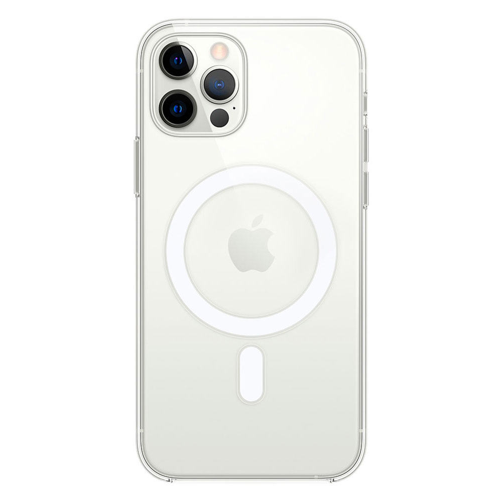 Прозрачный чехол для iPhone 12 / 12 Pro Clear Case With MagSafe фото 2