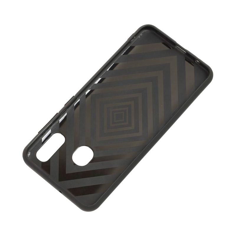 Противоударный чехол для Samsung Galaxy A20 (A205) SoftTouch с кольцом фото 3