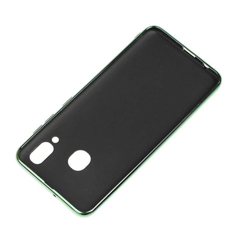 Чехол для Samsung Galaxy A30 (A305) Glass Silicone Case фото 3