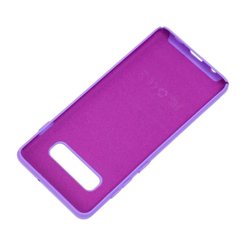 Чехол для Samsung Galaxy S10 Plus (G975) Silicone Full фото 3