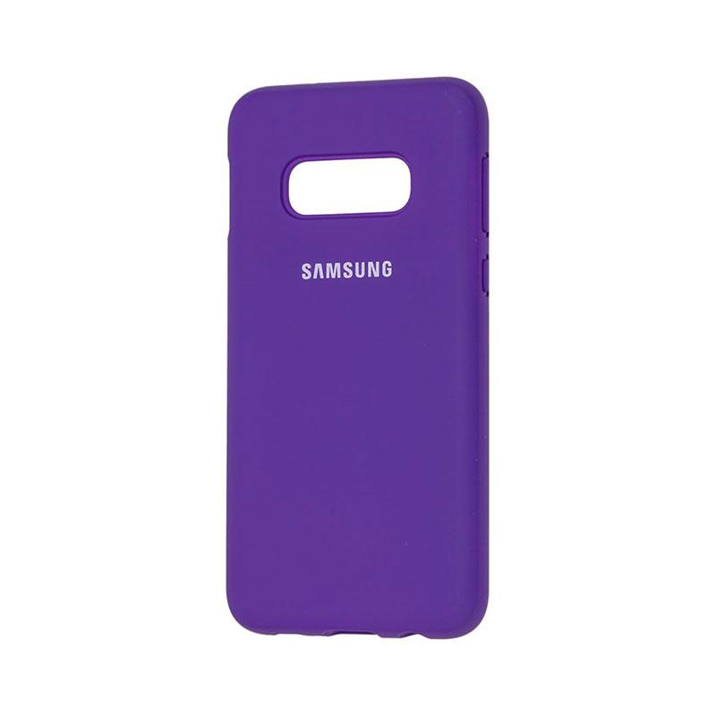 Чехол для Samsung Galaxy S10e (G970) Silicone Full фото 1