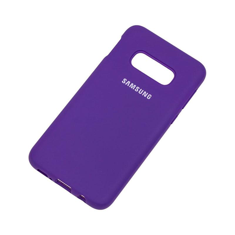 Чехол для Samsung Galaxy S10e (G970) Silicone Full фото 3