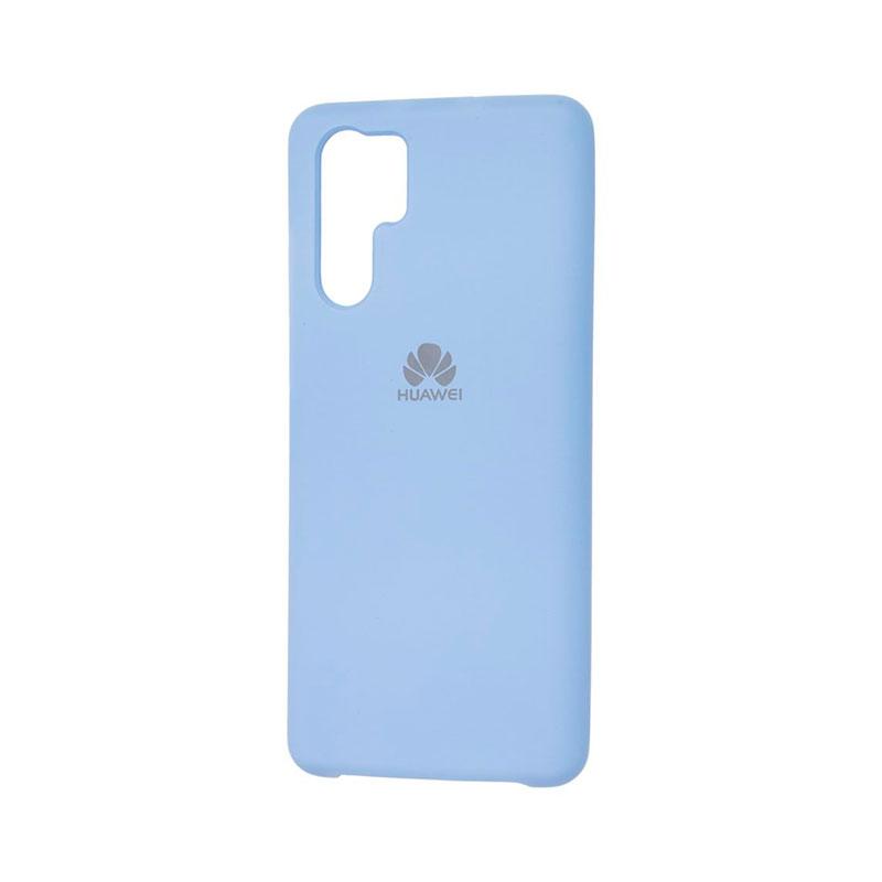 Чехол на Huawei P30 Pro Silicone Cover Soft Touch фото 1
