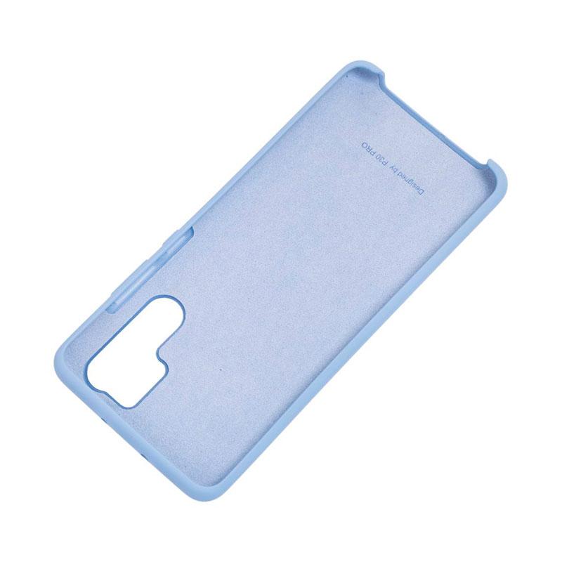 Чехол на Huawei P30 Pro Silicone Cover Soft Touch фото 3