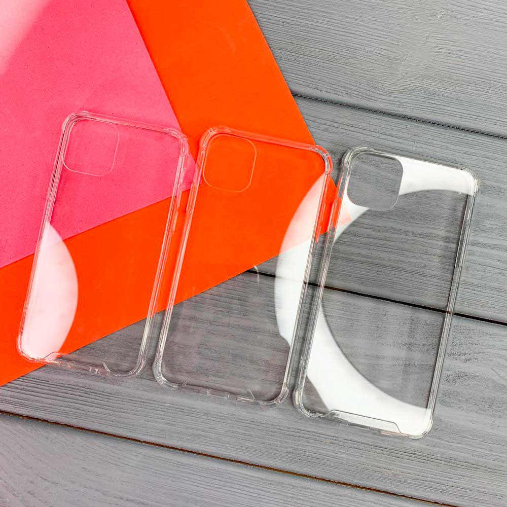 Противоударный чехол для iPhone 11 Strong TPU Case фото