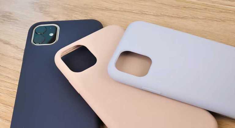 Силиконовый чехол для iPhone 11 Pro Silicone Case фото 2