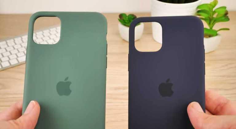 Силиконовый чехол для iPhone 11 Pro Silicone Case фото 3
