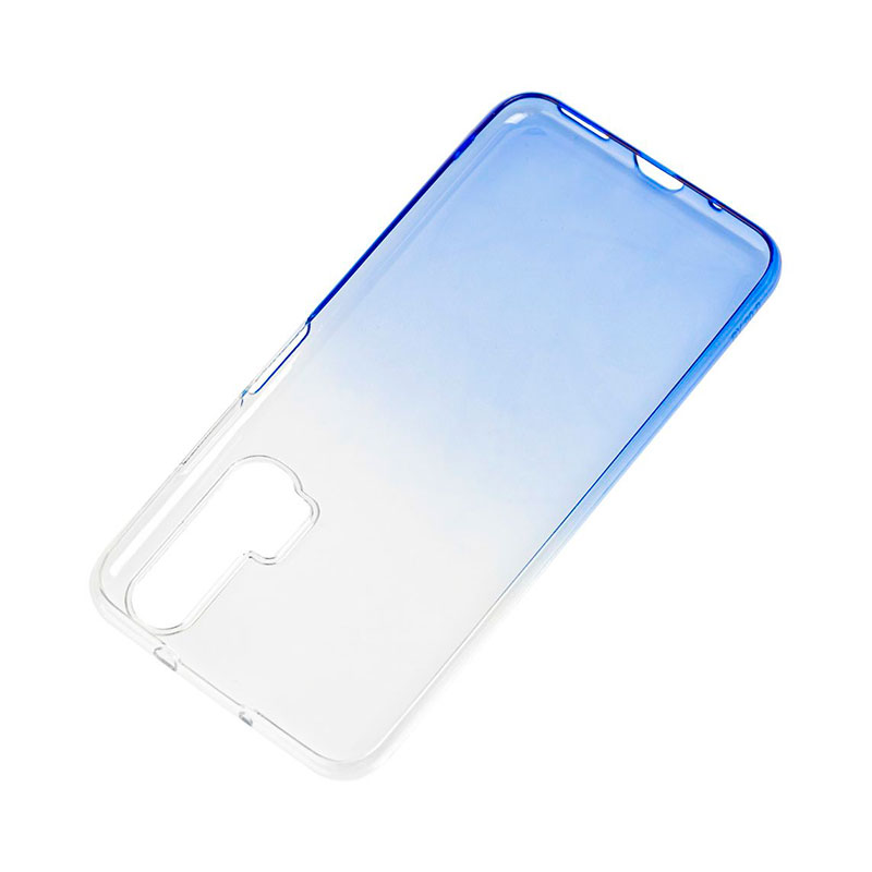 Силиконовый чехол на Huawei Honor 20 Pro Gradient Design фото 3