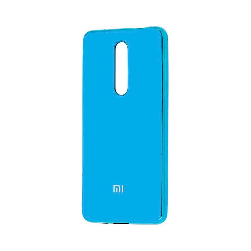 Чехол для Xiaomi Mi 9T (Redmi K20) Glass Silicone Case фото 1
