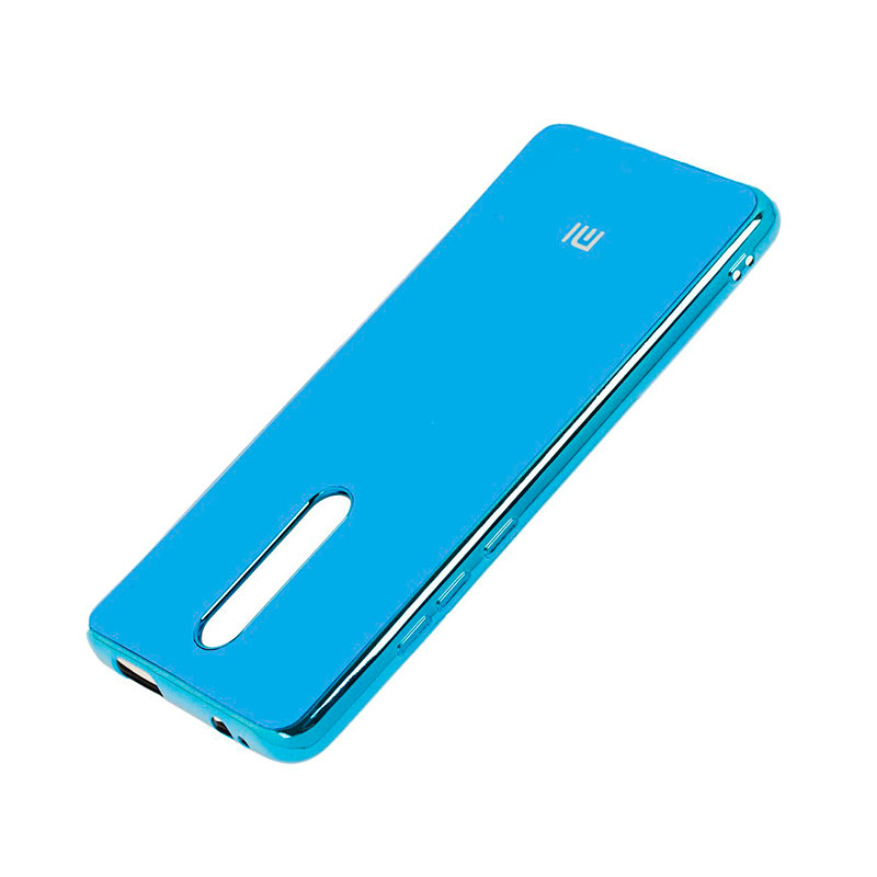 Чехол для Xiaomi Mi 9T (Redmi K20) Glass Silicone Case фото 2
