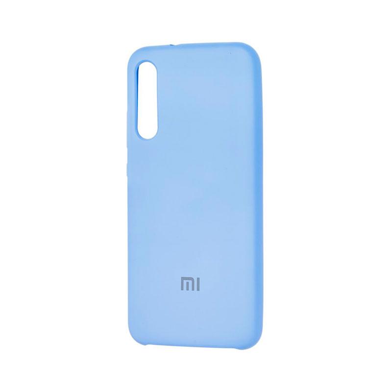 Чехол для Xiaomi Mi A3 (CC9e) Soft Touch Silicone Cover фото 1