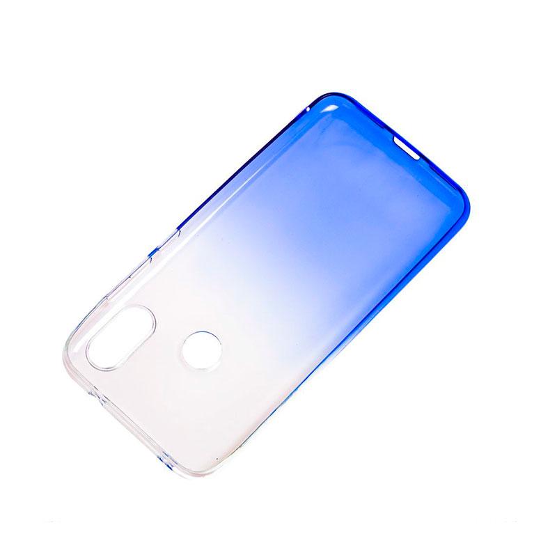 Силиконовый чехол для Xiaomi Redmi 6 Pro / Mi A2 Lite Gradient Design фото 3