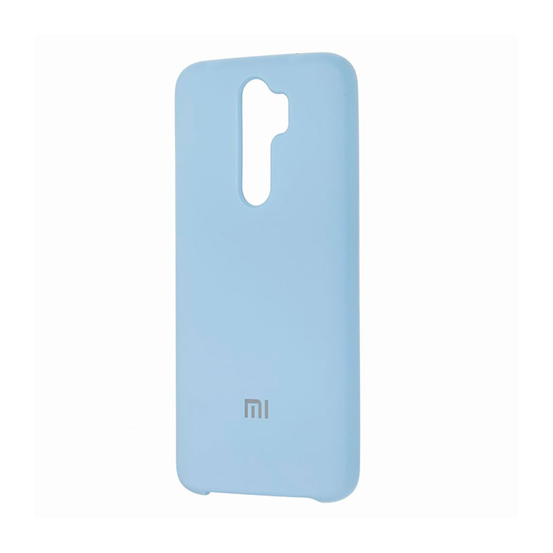Чехол для Xiaomi Redmi Note 8 Pro Soft Touch Silicone Cover фото 1