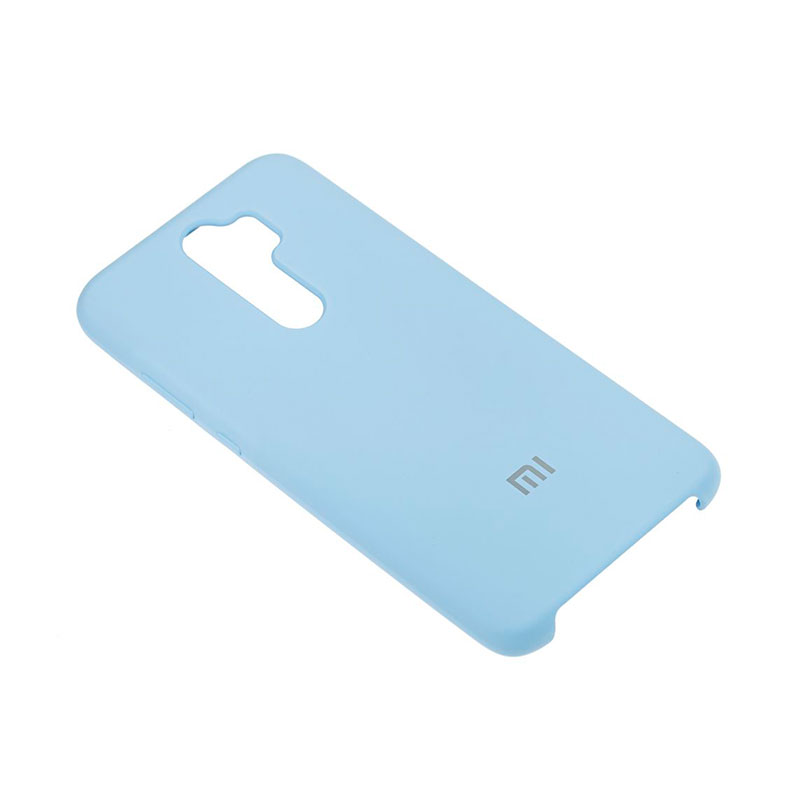 Чехол для Xiaomi Redmi Note 8 Pro Soft Touch Silicone Cover фото 2