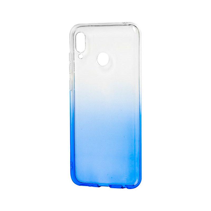 Силиконовый чехол на Huawei Honor Play Gradient Design фото 1