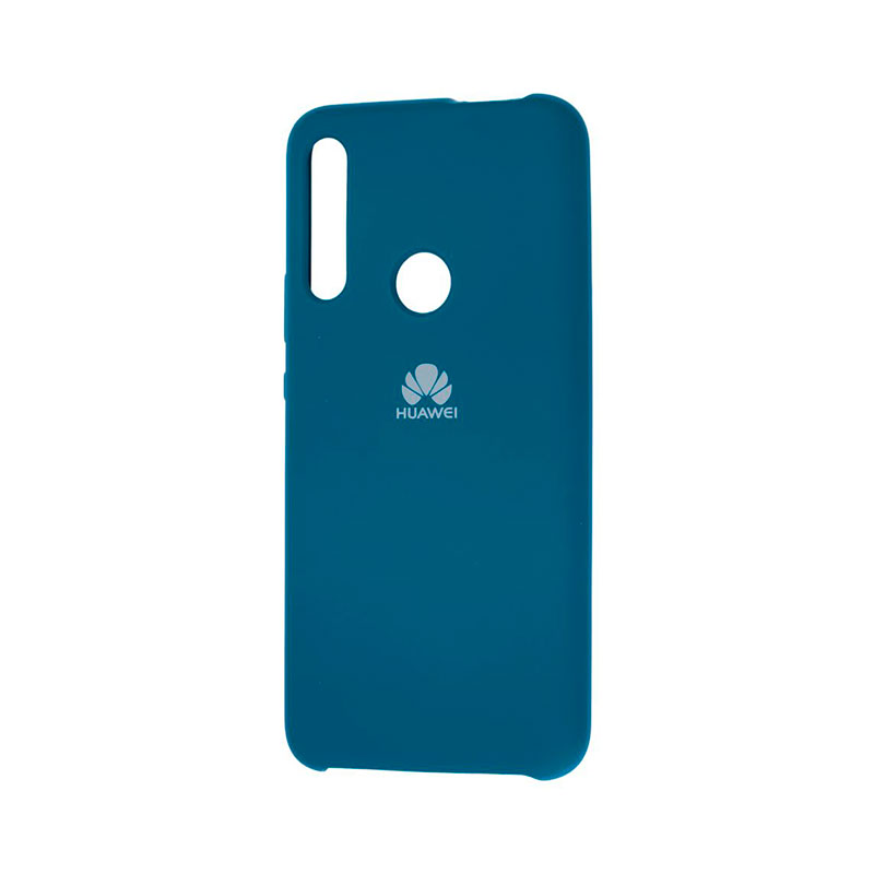 Чехол на Huawei P Smart Z Soft Touch Silicone Cover фото 1