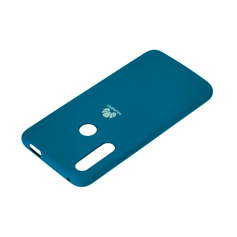 Чехол на Huawei P Smart Z Soft Touch Silicone Cover фото 2