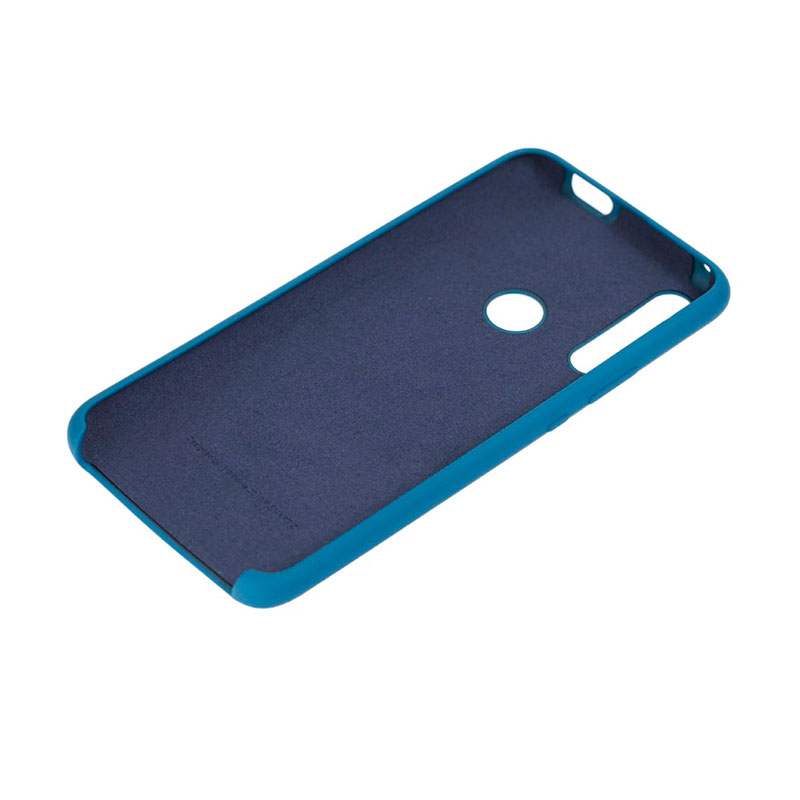 Чехол на Huawei P Smart Z Soft Touch Silicone Cover фото 3