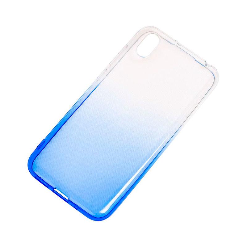 Силиконовый чехол на Huawei Y5 2019 Gradient Design фото 2