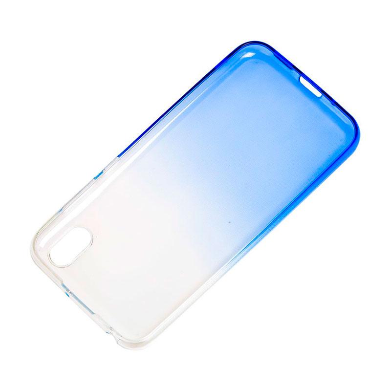 Силиконовый чехол на Huawei Y5 2019 Gradient Design фото 3