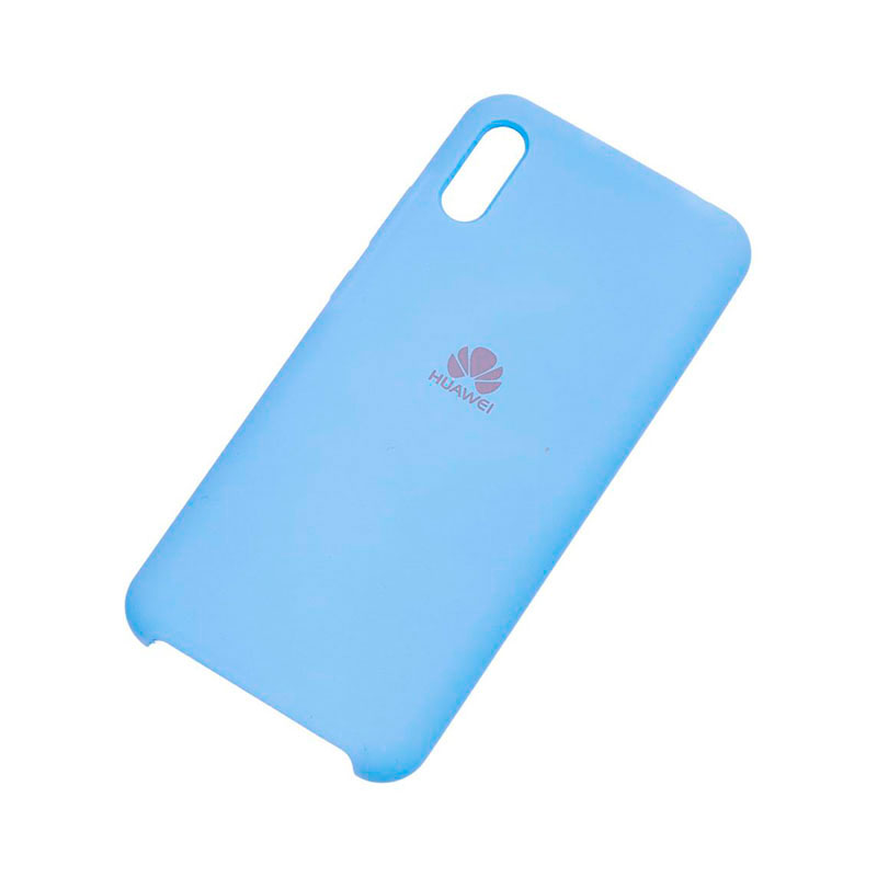 Чехол на Huawei Y6 2019 Soft Touch Silicone Cover фото 2