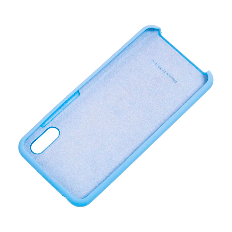 Чехол на Huawei Y6 2019 Soft Touch Silicone Cover фото 3