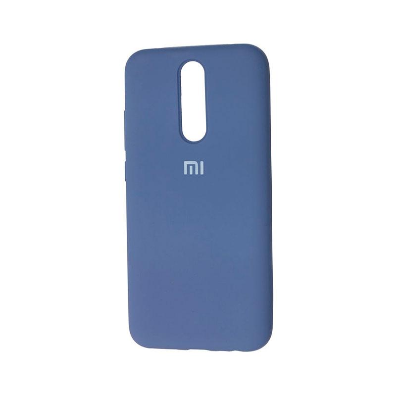 Чехол для Xiaomi Redmi 8 Silicone Full фото 1
