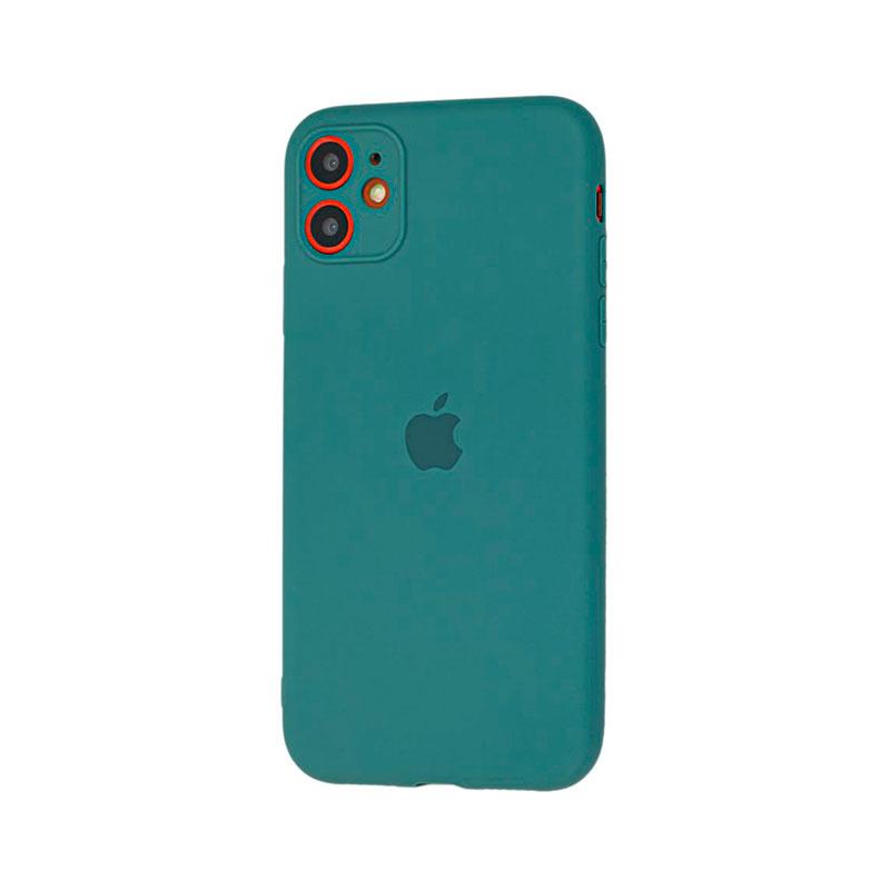 Чехол для iPhone 11 Silicone Slim Full фото 1