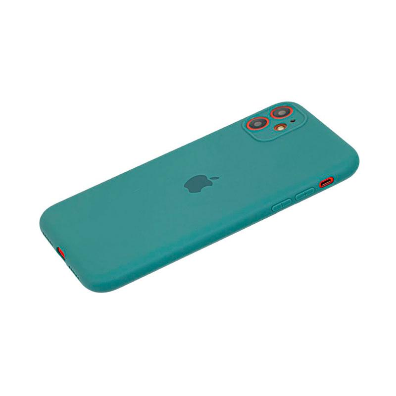 Чехол для iPhone 11 Silicone Slim Full фото 2