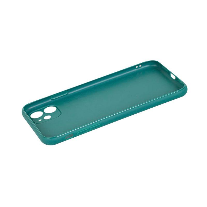 Чехол для iPhone 11 Silicone Slim Full фото 3