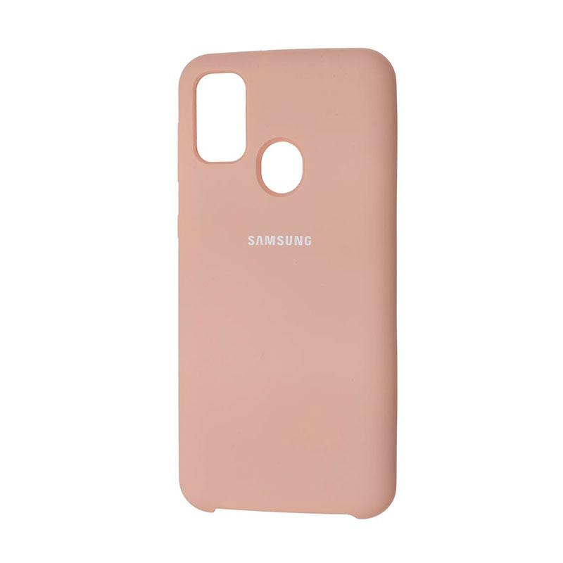 Чехол для Samsung Galaxy M30s (M307) / Galaxy M21 (M215) Soft Touch Silicone Cover фото 1