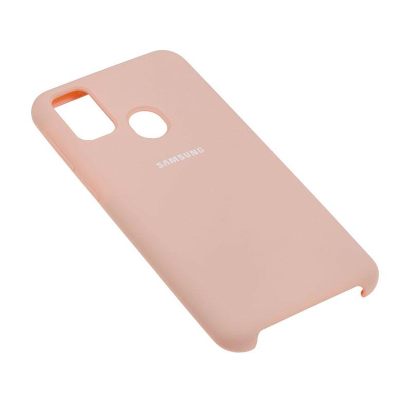 Чехол для Samsung Galaxy M30s (M307) / Galaxy M21 (M215) Soft Touch Silicone Cover фото 2