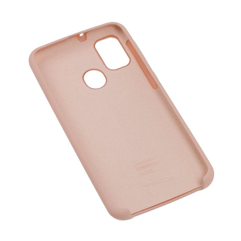 Чехол для Samsung Galaxy M30s (M307) / Galaxy M21 (M215) Soft Touch Silicone Cover фото 3