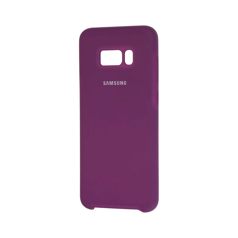 Чехол для Samsung Galaxy S8 Plus (G955) Silicone Cover фото 1